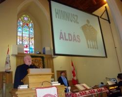 kanadai magyatrok. vass zoltán tiszteletes