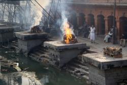 Halottégetés Indiában