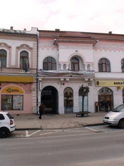 Jósika Miklós szülőháza Tordán